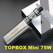 Kangertech Kanger Topbox Mini 75W KBox Starter Kit Silver, US SELLER, FREE SHIP