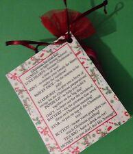 Christmas Survival Kit - novelty gift keepsake - stocking filler - joke present
