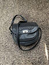 Mini Sac Bandouliere Noir Avec Details