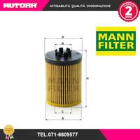 HU7128X Filtro olio Opel (MARCA-MANN)