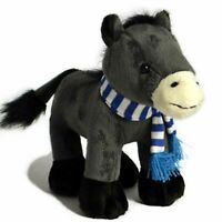 DINKI DI CUDDLES DONKEY WITH SCARF SOFT ANIMAL PLUSH TOY 16cm **NEW**