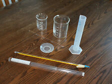 Set of Chemistry Lab Laboratory Supplies Equipment Homeschool Apologia Science