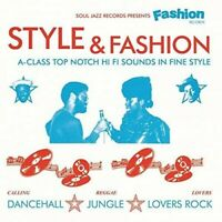 Soul Jazz Records Presents Fashion Records: Style & Fashion [New Vinyl LP] Dig