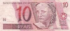 BRESIL : 10 REAIS ND (1997-) sign.40 - P.245Ag