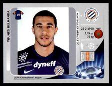 Panini Champions League 2012-2013 Geoffrey Jourdren Montpellier  No.139