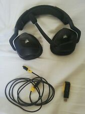 Corsair Void Pro Surround Carbon Headband Headsets for Multi-Platform