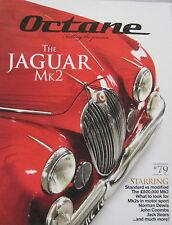 Octane 01/2010 featuring Jaguar, TVR, MGB, Shelby Mustang, Aston Martin, Bentley