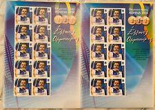 GREECE ATHENS 2004 OLYMPIC GAMES -LEONIDAS SAMPANIS-OFFSET