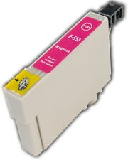 1 Magenta T0553 non-OEM Ink Cartridge For Epson Stylus Photo RX420 RX425 RX520