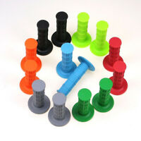 """7/8"""" 22mm Dirt Pit bike Motorcycle Handle Bar Protector Hand Grips 4 Colors"""