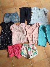 girls Clothes bundle 5-6 years Dress Shorts Tshirts