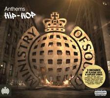 Various Artists : Anthems Hip-hop CD (2011)