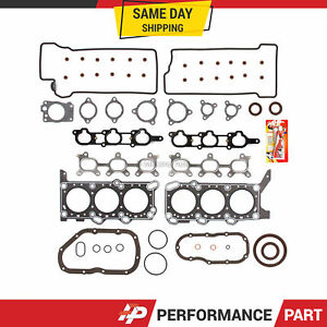 Full Gasket Set for 99-05 Chevrolet Tracker Suzuki Grand Vitara V6 2.5 H25A DOHC