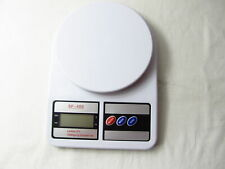 10kg/1g Digital Electronic Kitchen Postal Food Scales Postage Parcel Weighing