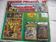 2 Album - Cani e Animali completi - sigillati - 2008