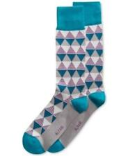 Alfani Triangle Stripe Socks Mens Size 10-13 New
