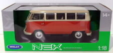 Voitures, camions et fourgons miniatures verts bus 1:18