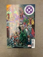 Powers of X #6 Variant Cover G 1st Print X-Men Hickman Marvel (2020)