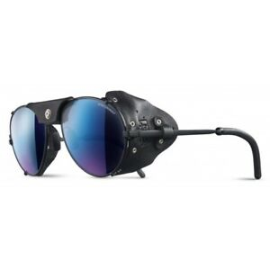 Julbo Cham Classic Retro Mountain Sunglasses in Black with Spectron 3 CF Lenses