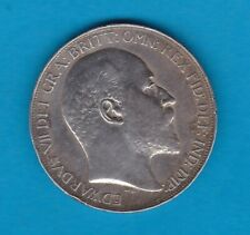 More details for 1902 edward vii silver crown in good very fine condition.