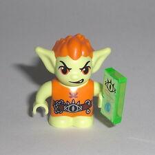 LEGO Elves - Barblin - Figur Minifig Elfen Kobold Sophie King Troll Gnom 41182