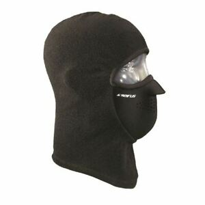 Seirus HWS Combo clava Black (hood, masque, clava in one)