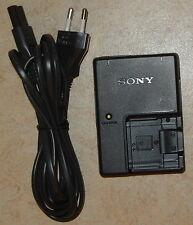 ORIGINAL Ladegerät Sony BC-CS3 f. NP-BD1 NP-FD1 NP-FR1 NP-FE1