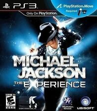 Sony Playstation 3, Michael Jackson The Experience, PS Move
