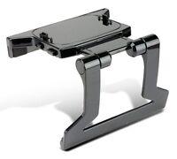 XBOX 360 Kinect Sensor Bracket - Clamp Cradle Holder - Camera TV Clip Mount