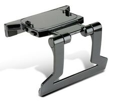 XBOX 360 Kinect Sensor Soporte Cuna Soporte de abrazadera - - clip de TV de montaje de cámara