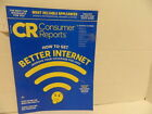 Consumer Reports~august 2021~better Internet~reliable Appliances photo
