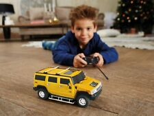 Cartronic RC Car Hummer H2 1:24 Remote Control model gift toy