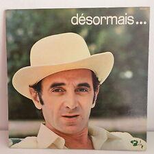CHARLES AZNAVOUR Désormais ... 80398
