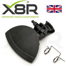 For CITROËN C4 Glove Box Lid Handle Spring Replacement Repair Kit Black Plastic