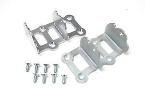 Doug's Headers SK101 LS Engine Swap Motor Mount Adapter Kit for 73-87 C10 G-Body