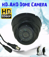2.8MM Lens 2MP 1080P HD-AHD 24IR Black LED IR-CUT Night Vision Black CCTV Dome