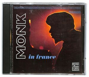 EBOND Thelonious Monk – Monk In France CD CD031562