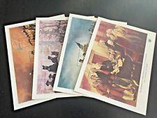 TRIGGIBBY SC# 1686-1689 Complete Set (4) Bicentennial Souvenir Sheets MINT OG NH