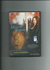 Magic Burns By Ilona Andrews MP3 Kate Daniels VGC Read By Renee Raudman