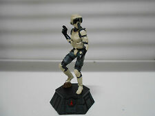 SCOUT TROOPER  BLACK PAWN STAR WARS FIGURAS AJEDREZ CHESS DE AGOSTINI 1/24