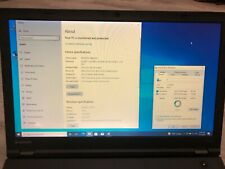 Lenovo ThinkPad T540P 20BF i5-4300M 2.6GHz 8GB RAM 180GB SSD DVDRW Win10 Pro