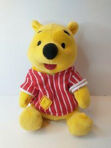 Disney Winnie The Pooh Pajama Party Plush by Star Bean