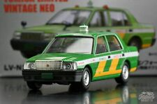 TOMICA LIMITED VINTAGE NEO LV-N218a 1/64] TOYOTA CROWN COMFORT TOKYO TAXI