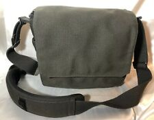 New Lowepro Pro Messenger 160 AW All Weather Camera Shoulder Reporter Bag Grey