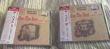 The Beatles The Best I & II Mersey Sound Japanese Edition Lot Of 2 CD's Import