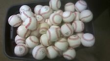 10 DOZEN closeout cosmetic blem ALL LEATHER GAME BASEBALLS PRICED TO SELL FAST!