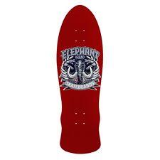 Elephant Brand Mike Vallely STREET AXE LARGE Skateboard Deck MAROON