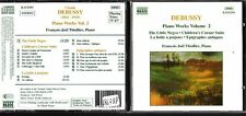 CD 1264  DEBUSSY  PIANO WORKS VOLUME 2