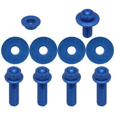 Motorcycle Front Fender Number Plate Screws Bolts for Yamaha YZ450F YZ250F