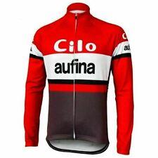 Thermal Fleece  Cilo Aufina Cycling Jerseys Cycling long Sleeve Jersey